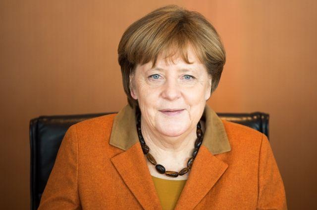 ангела меркель желает лично познакомиться дональдом трампом