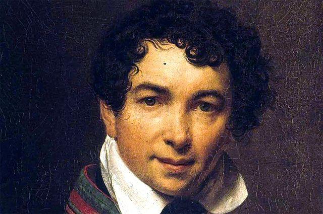 Орест Кипренский. Автопортрет, 1828 год.