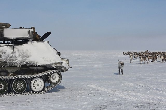 На Ямале ожидается ухудшение погодных условий.