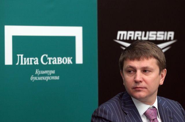 Скончался руководитель русской ассоциации букмекеров