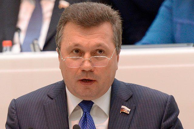 Валерий Васильев.