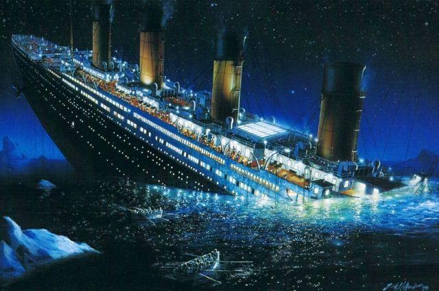 Круиз к затонувшему лайнеру будет длится восемь дней.