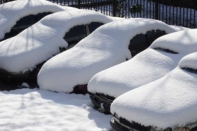 Гражданин Нижневартовска выкопал из-под снега заброшенный автомобиль исдал его нацветмет