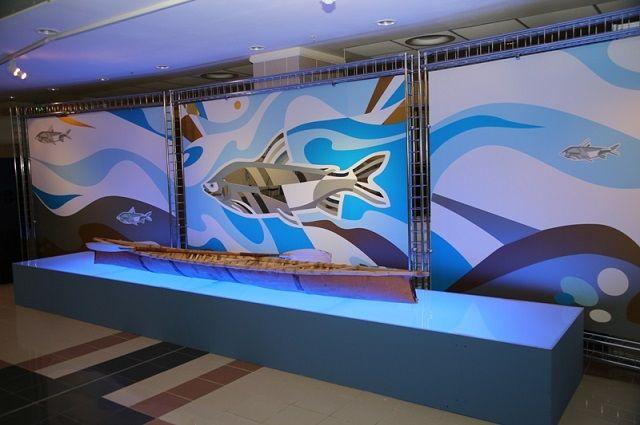 На Ямале откроется выставка, где в качестве экспонатов представят живую рыбу.