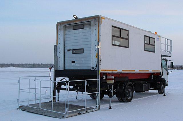 На Ямале аэропорты и вокзалы обустраивают для маломобильных граждан.