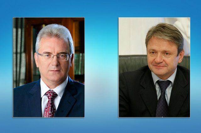 Встреча Иван Белозерцева и Александра Ткачева состоялась в Москве.
