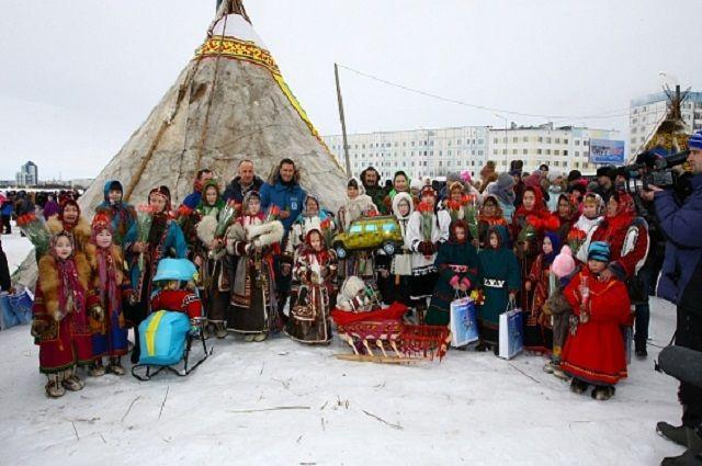 В Новом Уренгое пройдет национальный праздник.