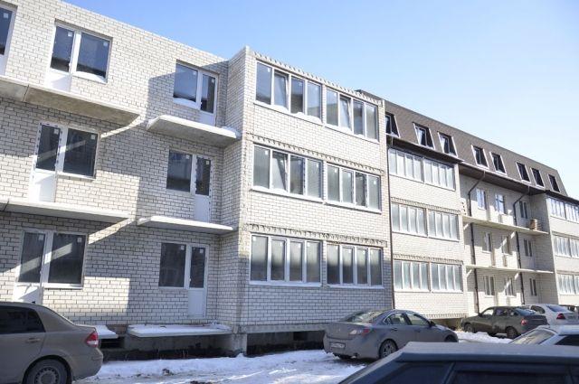 В нарушение федерального законодательства, мэрия Бородино не предоставила жильё для четырёх сирот.