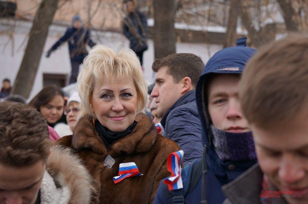 Праздничный концерт в честь воссоединения с Крымом прошёл в Перми третий раз.