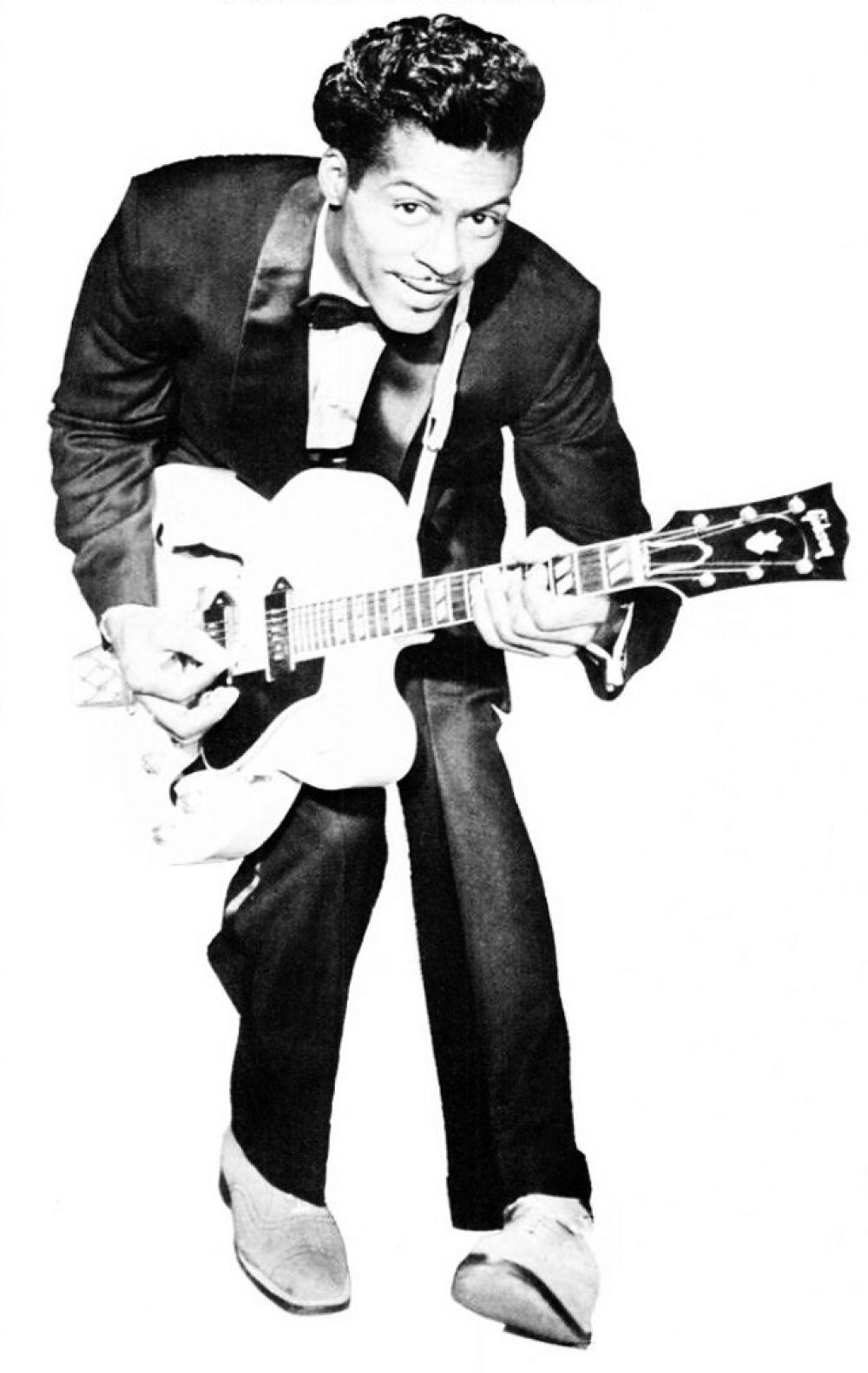 В начале 1950-х годов Берри начал играть в клубах Сент-Луиса.