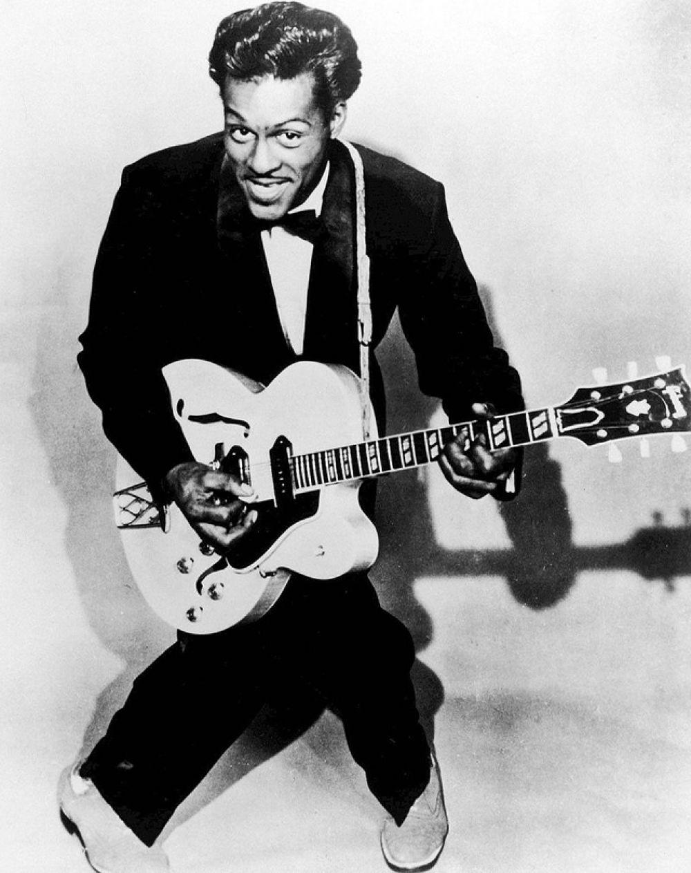 Чак Берри принял участие в съёмках двух фильмов — «Рок, рок, рок» и «Давай, Джонни, давай!».