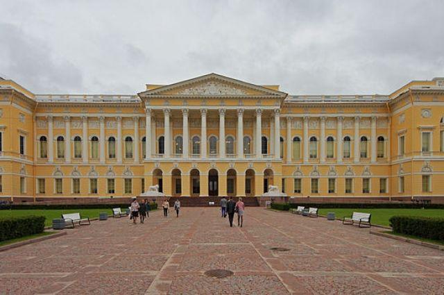 Вход водворцы Русского музея будет бесплатным наодин день
