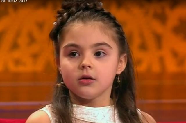 Девочка изКрасноярского края рассмешила ведущего Галкина нателешоу «Лучше всех!»