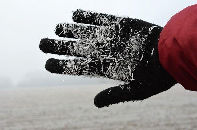 НаЮжном Урале прогнозируют минус двадцать восемь градусов