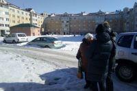 Жителям дома №8 повезло - они получили квартиры.