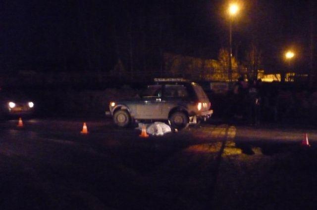 Авария произошла в районе дома 42 улицы 2П-2.