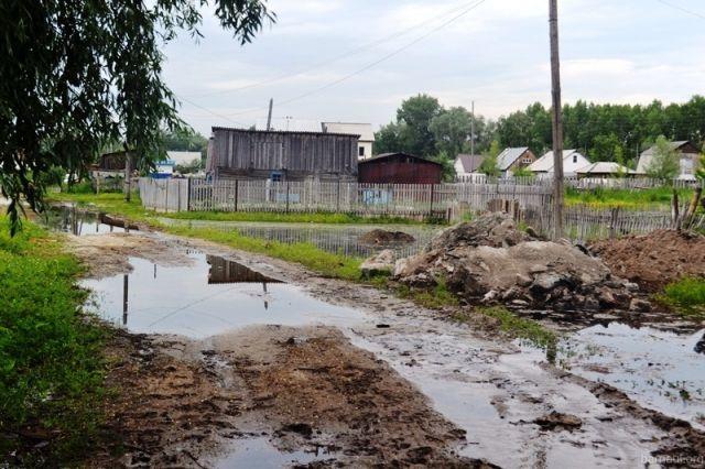 В Затоне ведется активная подготовка к паводку