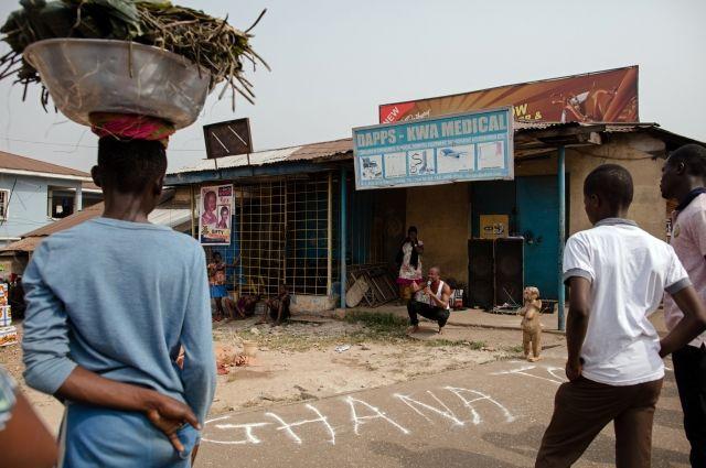 В Гане 20 детей погибли во время купания из-за упавших в реку деревьев