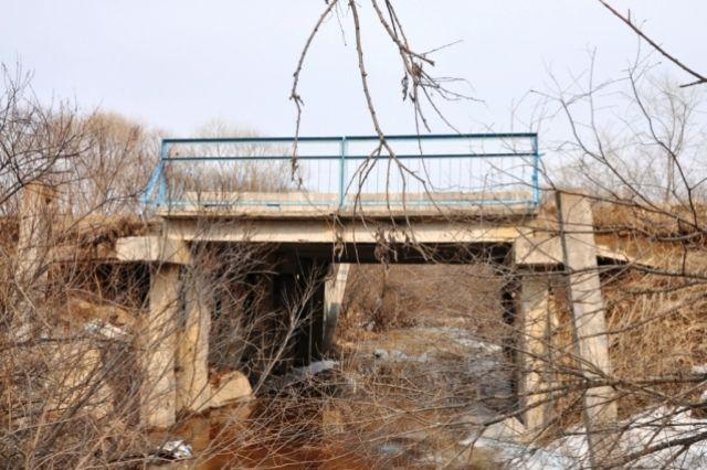 ВПриморском селе Улитовка восстановят размытые подъезды кмосту