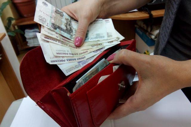 Должница не платила до тех пор, пока не истёк срок для добровольного погашения задолженности.