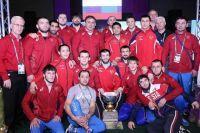 Сборная России победила в финале со счётом 5:3