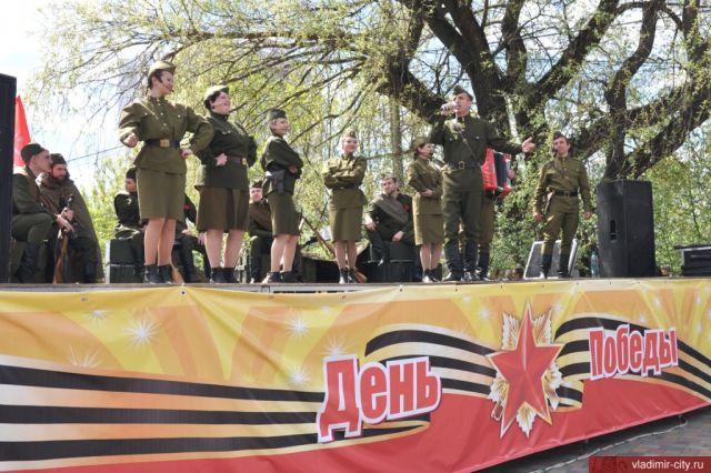 Тюменцам предлагают выбрать оформление ко Дню Победы