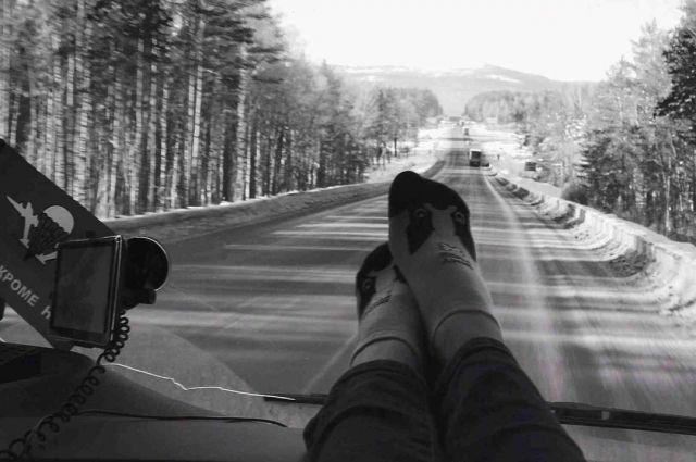 В Оренбуржье введен весенний запрет на проезд большегрузов