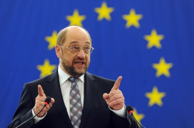 Экс-глава Европарламента Мартин Шульц