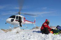 Работу первый медицинский вертолет в крае начнет летом