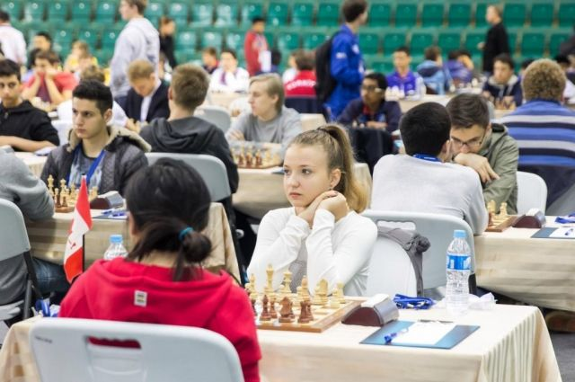 Югра регулярно принимает международные шахматные соревнования.