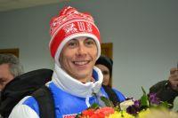 Александр Бессмертных занял тертье место на заключительном этапе Кубка мира по лыжным гонкам.