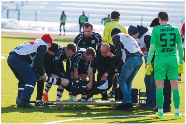 «Тамбов» недал тюменским футболистам подняться втурнирной таблице ФНЛ