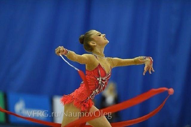 Полина Хонина завоевала четыре медали на турнире серии Гран-при.