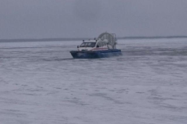 Двое мужчин провалились под лёд вВоротынском районе