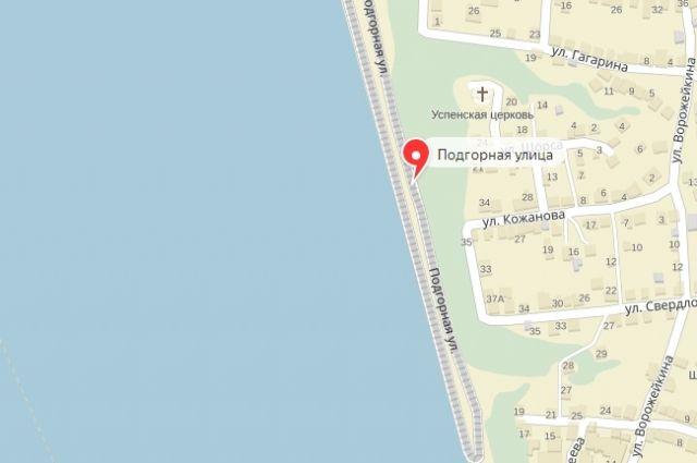 Тело 22-летней девушки найдено вреке Волга вГородце