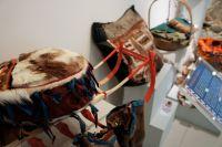 В Новом Уренгое открылась выставка, посвященная национальной культуре северян.