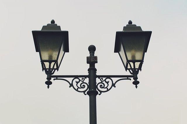 В Оренбурге прокуратура требует осветить школьные дворы и улицы