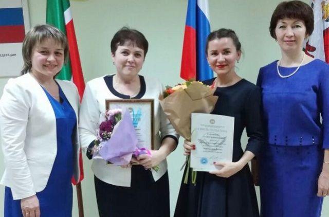 Наиля Жаббарова изСосновоборского района одолела вконкурсе учителей татарского языка