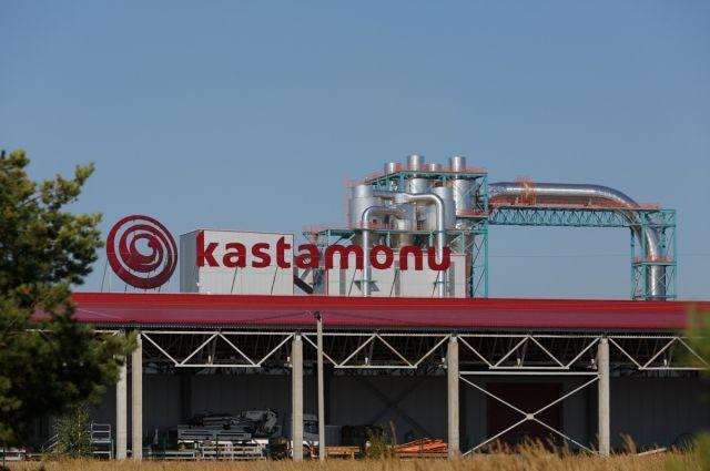 Завод KASTAMONU признан лучшим проектом России