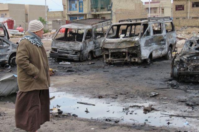Столицу Ирака признали худшим в мире городом для жизни