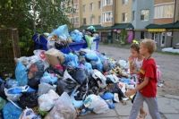 Львовские школы и детские сады могут закрыть из-за проблем с мусором в городе
