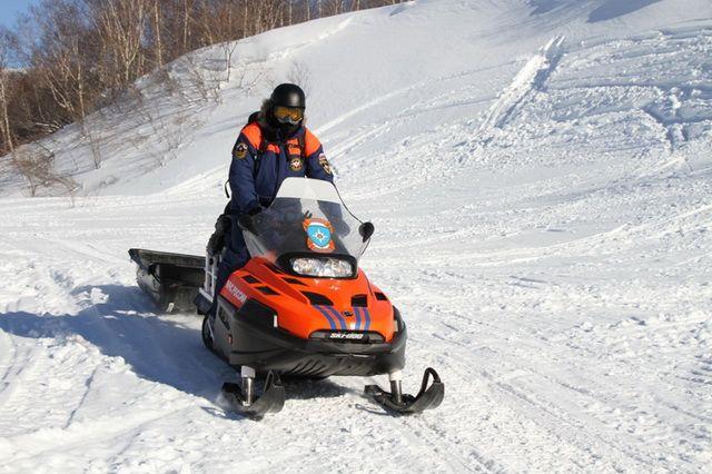 В Тазовском районе состоится снегоходный пробег.