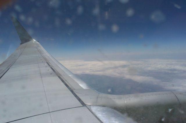 Самолет вез пассажиров из столицы Южного Судана.