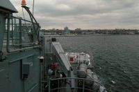 Учения в Черном море
