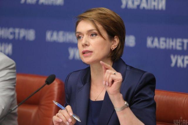 Гриневич сообщила о начале проекта «Новая образовательная среда»