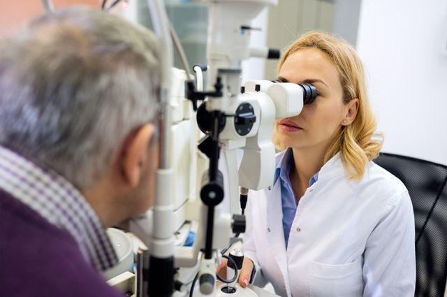 Быстрее к офтальмологу! Как не допустить глаукому | Здоровая жизнь ...