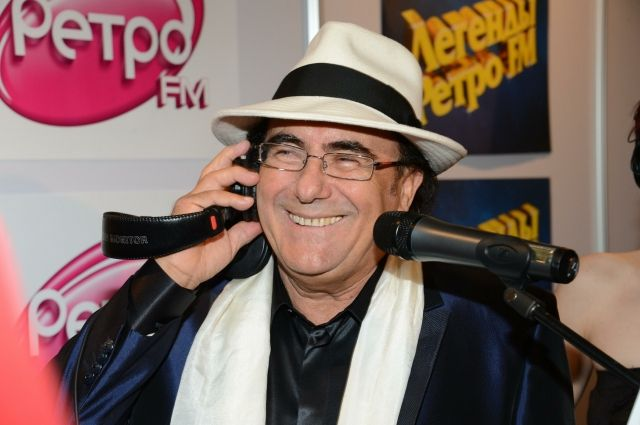 Итальянского певца Аль Бано расположили в клинику