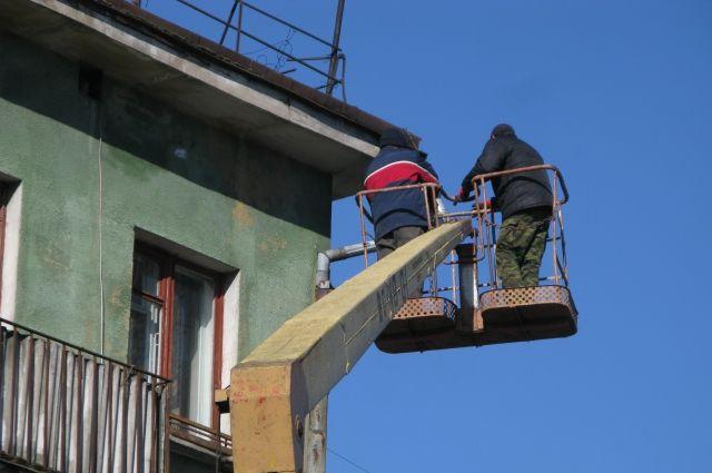 4377 многоквартирных домов капитально отремонтируют на Дону за три года
