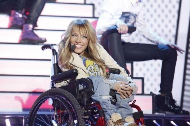 Россию на Евровидении-2017 будет представлять Самойлова с песней «Flame is Burning»