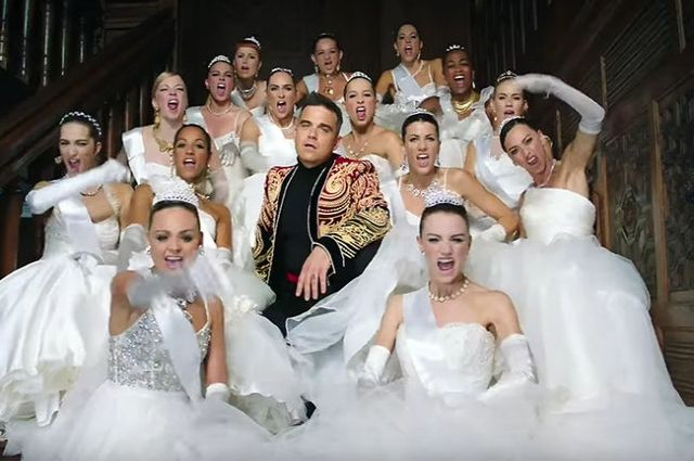 Робби Уильямс заявил о желании представлять Россию на «Евровидении»